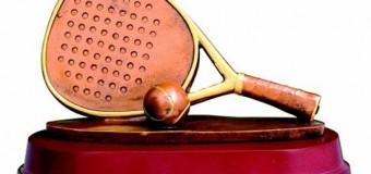 Reparación de pala de pádel como amuleto